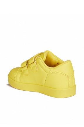 Vicco Oyo Unisex Bebe Sarı Spor Ayakkabı 3