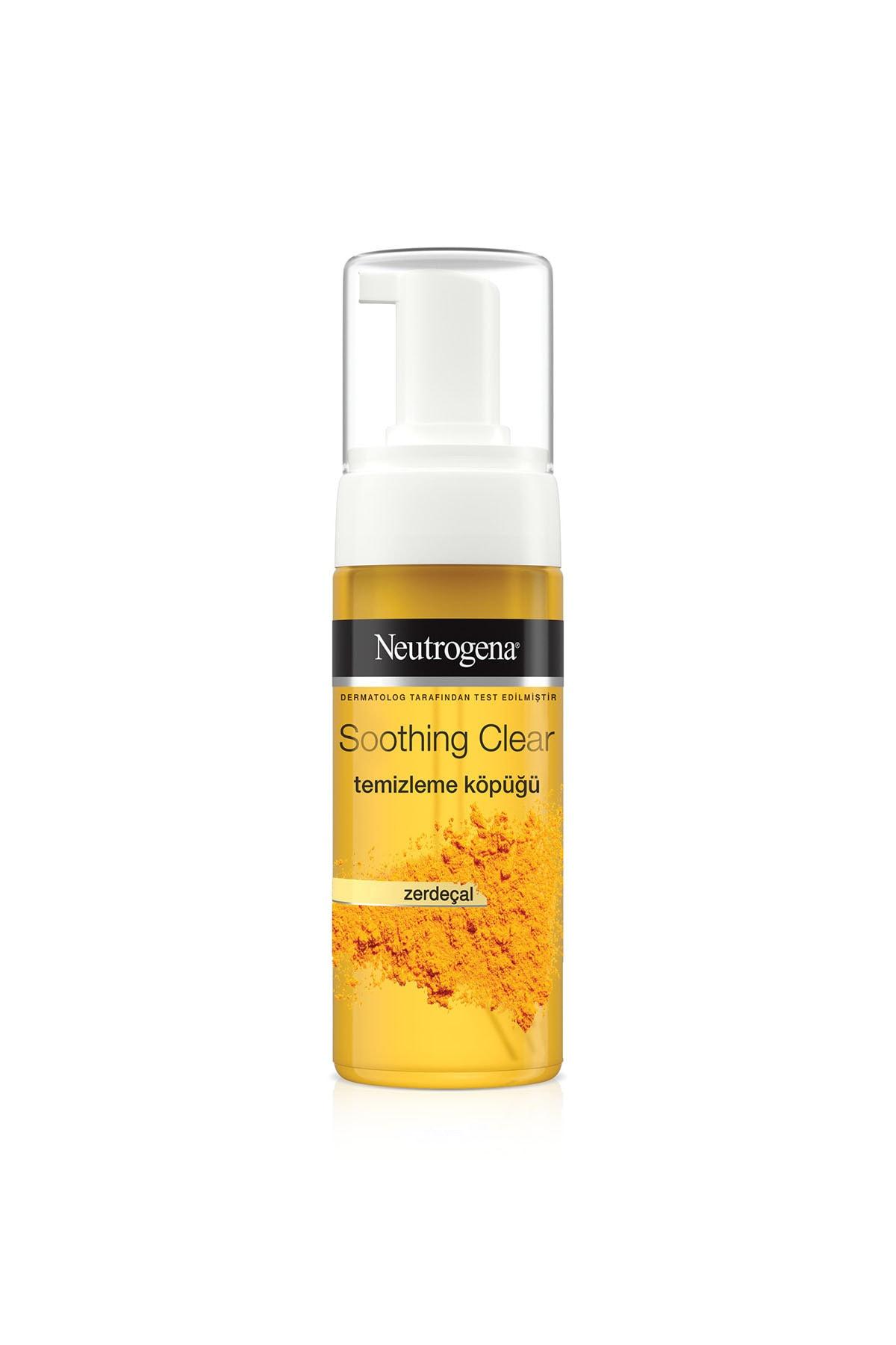 Neutrogena Soothing Clear Köpük 150 ml