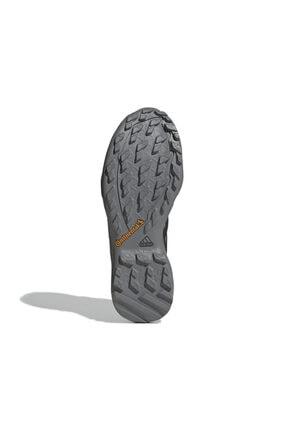adidas Erkek Lacivert Outdoor Ayakkabısı - Terrex Swift R2 Gore-Tex- G26553 4