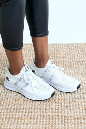 Tonny Black Unısex Beyaz Spor Ayakkabı 0