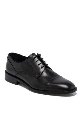 Tergan Erkek Siyah Deri Ayakkabı 55311a43 0