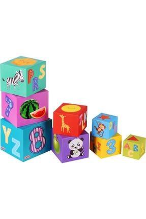Kanz Eğitici Denge Kule Oyunu Eğitici Çocuk Oyuncağı Oyuncak 2