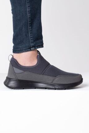 WOVS Erkek Bağcıksız Yürüyüş Sneaker 4