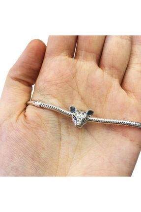 My Story Işıltılı Aslan Prenses Gümüş Charm 1