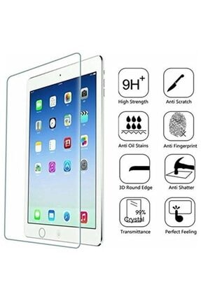 Fibaks Galaxy Tab A 8.0 Sm-t290 Uyumlu Nano Esnek Flexible 9h Micro Temperli Kırılmaz Cam Ekran Koruyucu 3