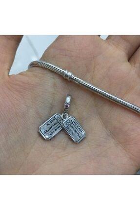 My Story Aşk Kuponu Sallantılı Gümüş Charm 3