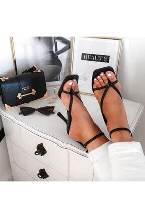 Giydim Gidiyor Jen Topuklu Sandalet 2