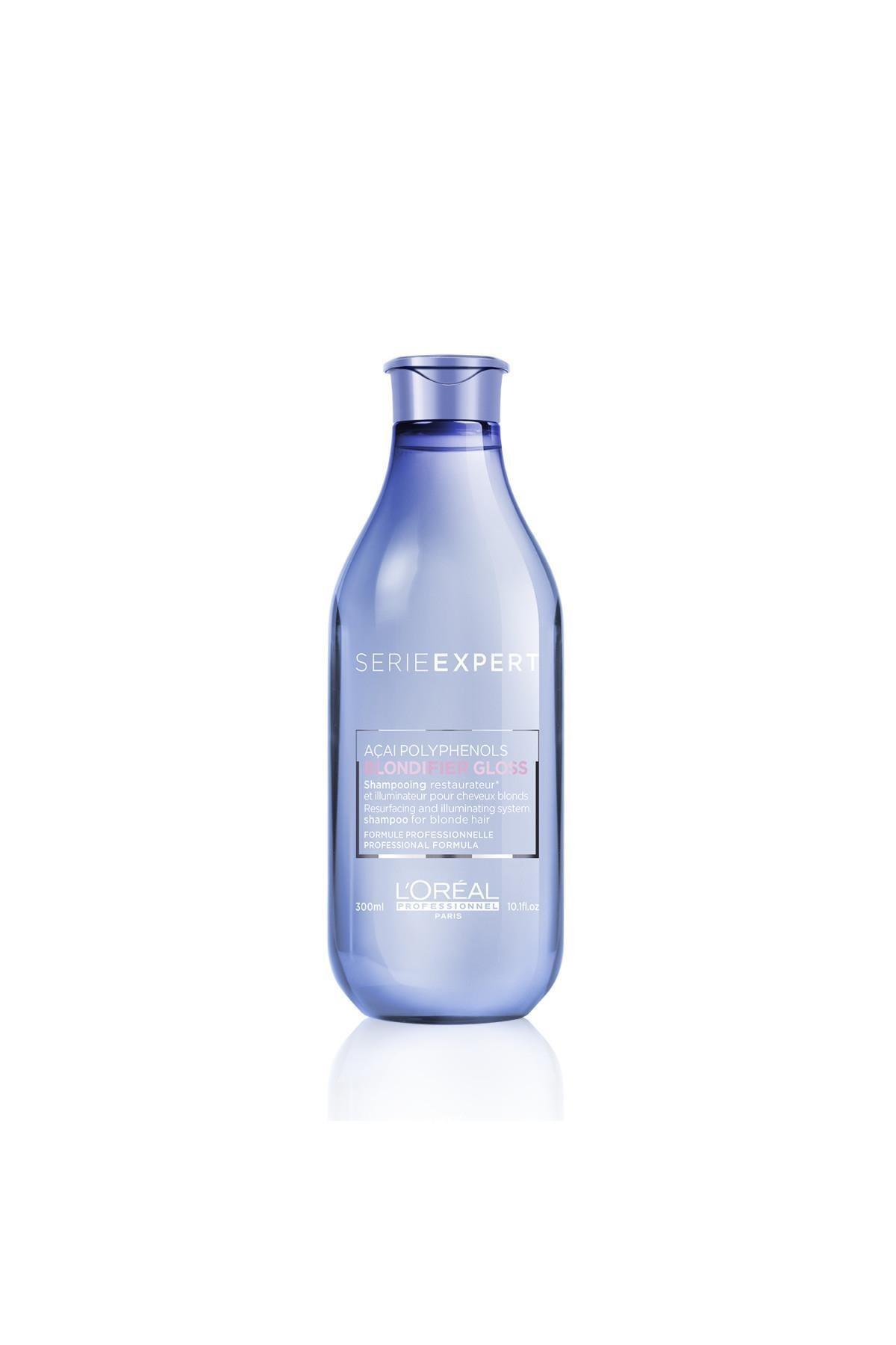 L'oreal Professionnel Serie Expert Blondifier Sarı Saçlara Özel Parlaklık Şampuanı 300 ml 0