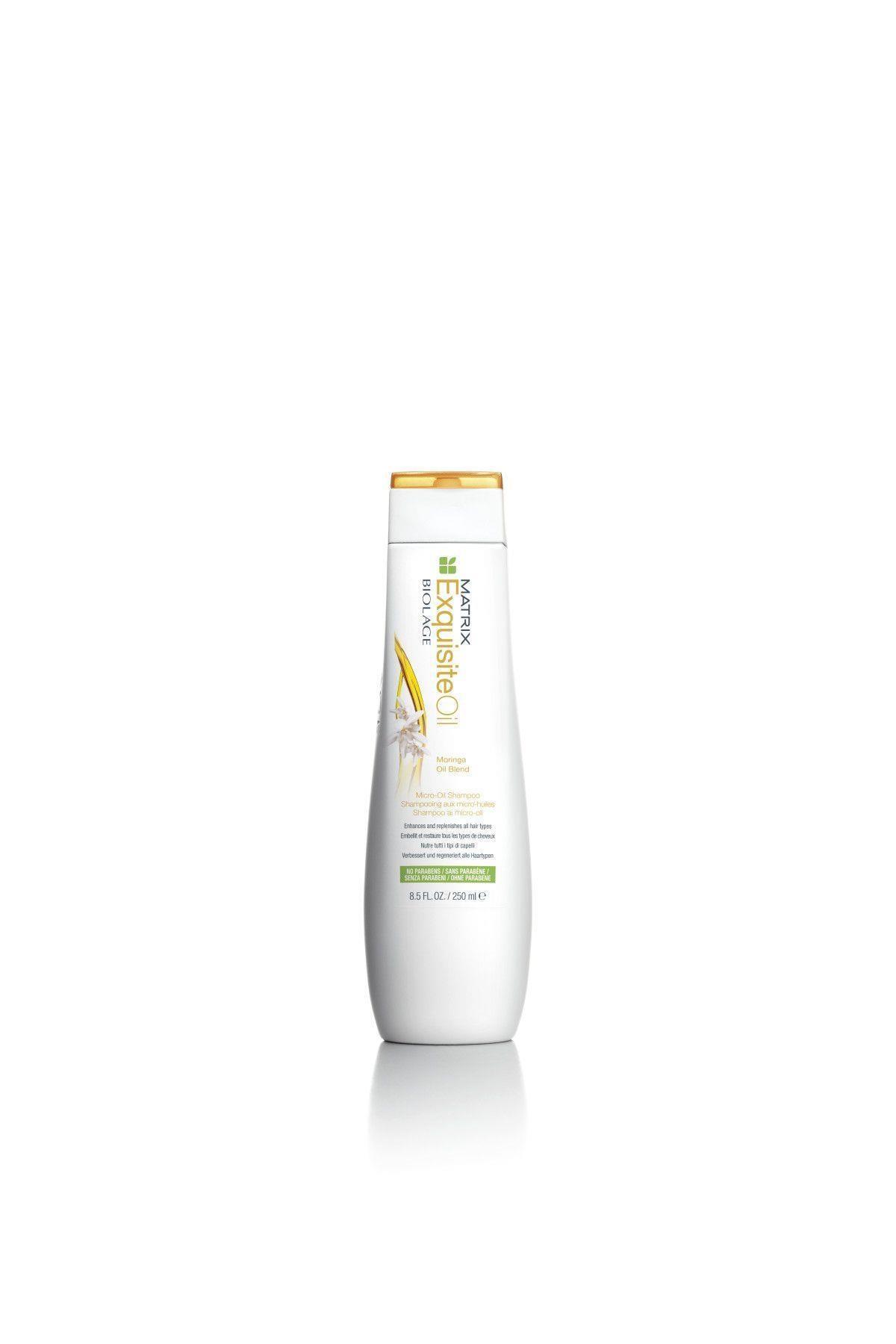 Biolage Exquisite Oil Moringa Ve Argan Yağı Içeren Besleyici Şampuan 250 ml 0