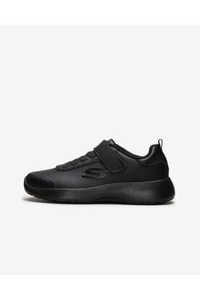 Skechers DYNAMIGHT-DAY SCHOOL Büyük Erkek Çocuk Siyah Spor Ayakkabı 0