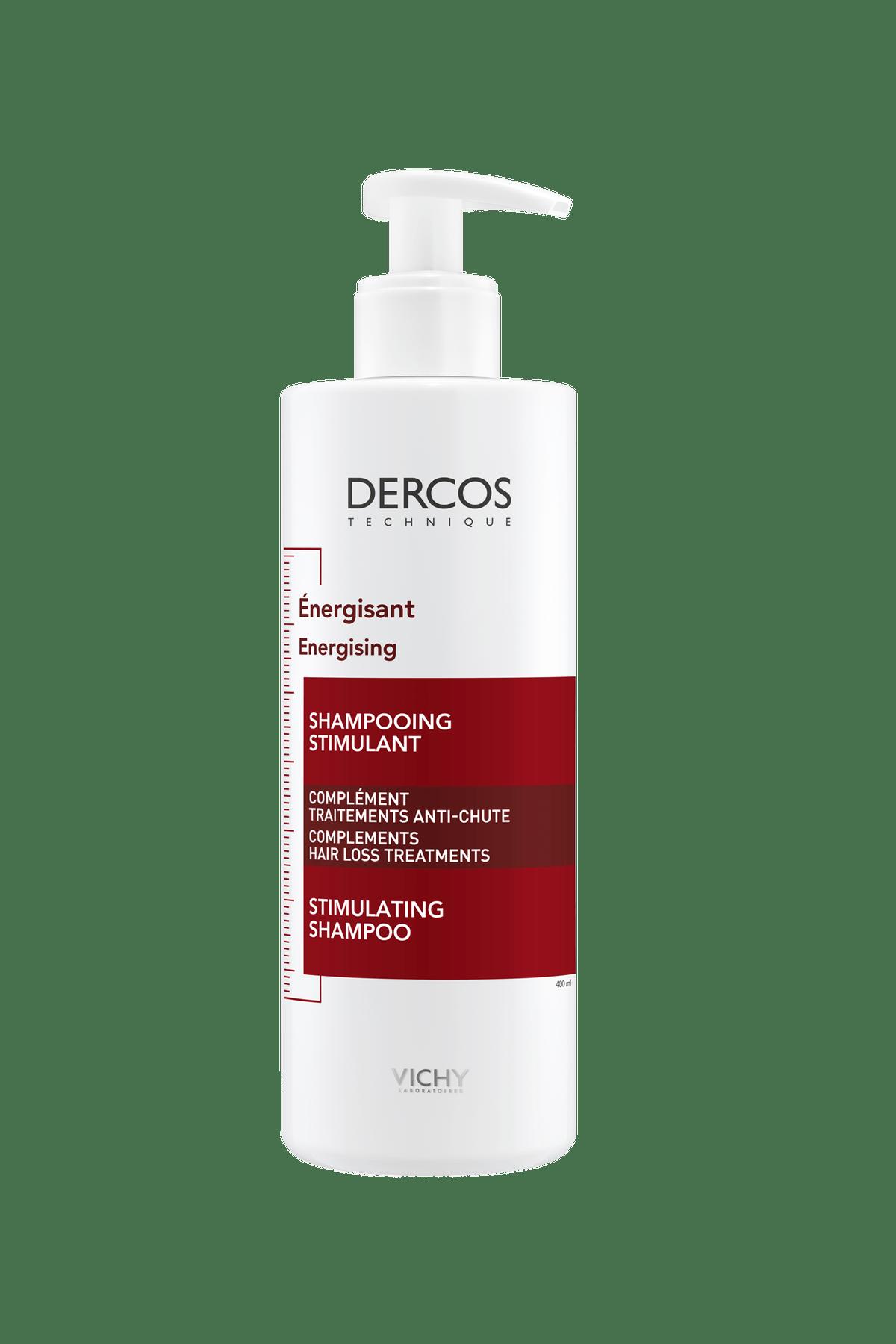 Vichy Dercos Energisant Saç Dökülmesine Karşı Tamamlayıcı Şampuan 390 ml 8690595028057 0