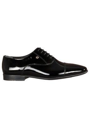 تصویر از 19.y 9102 M.ayk. Siyah Rugan Erkek Klasik Ayakkabı