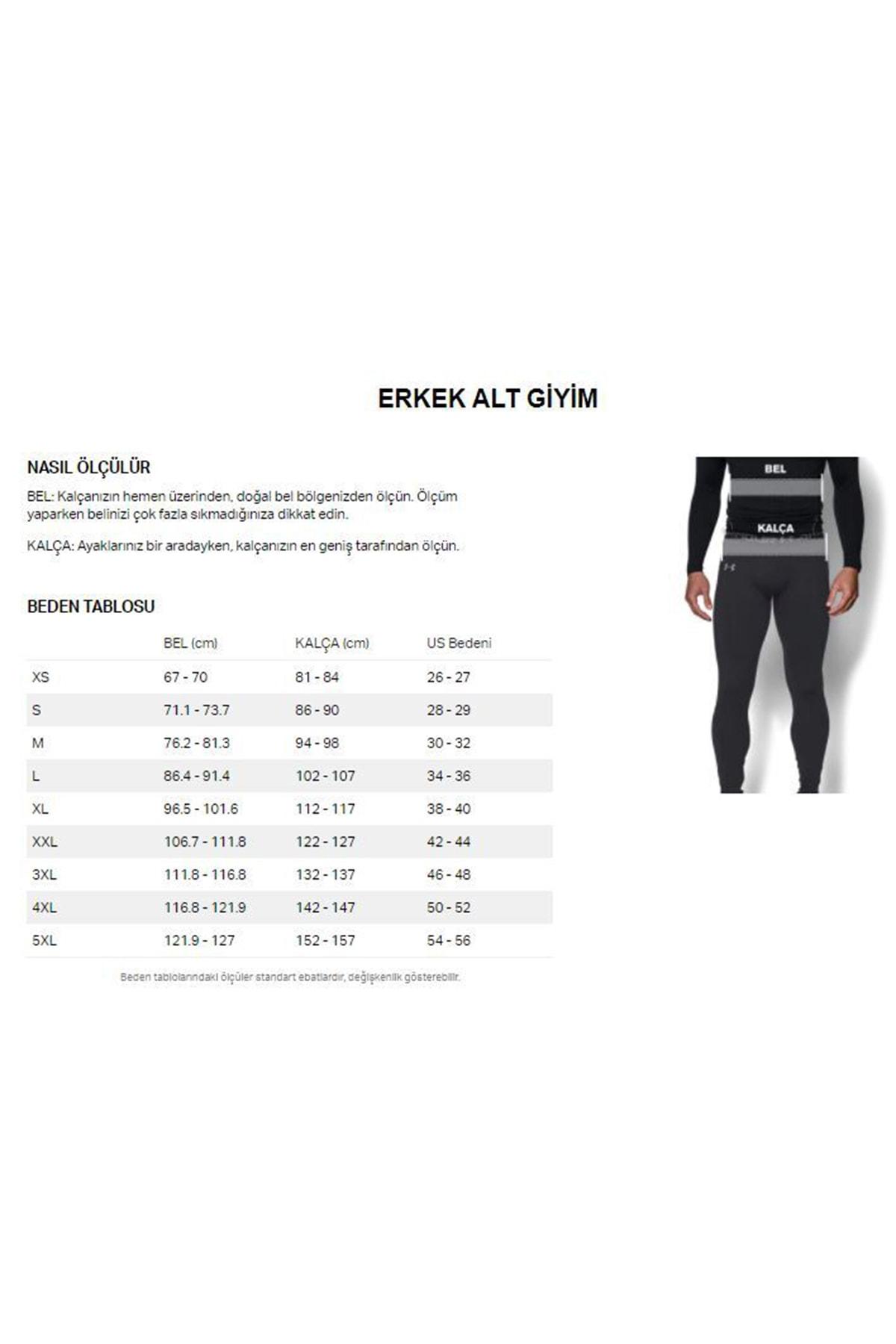 Under Armour Erkek Spor Tayt - CG Legging - 1320812-001
