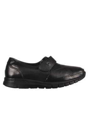 تصویر از 29445 Kadın Siyah Deri Kemik Çıkıntısına Özel Ayakkabı 230 29445z