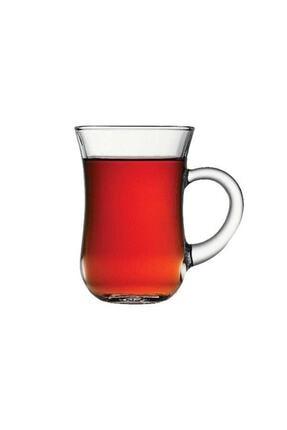Paşabahçe Keyif Sade Çay Bardağı Kutulu 6 Lı 3