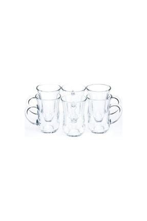 Paşabahçe Keyif Sade Çay Bardağı Kutulu 6 Lı 4