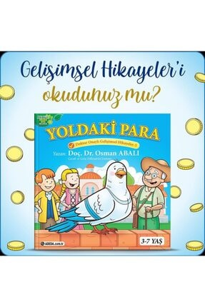 Adeda Yayınları Yoldaki Para - Doktor Onaylı Gelişimsel Hikayeler 5 - Osman Abalı 1
