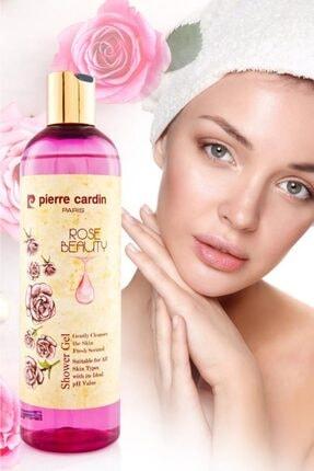 Pierre Cardin Gül Özlü E Vitaminli Ph Dengeli Canlandırıcı Duş Jeli - 400 ml 3