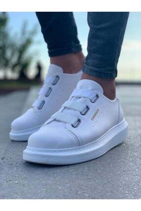 Chekich Erkek Beyaz Günlük Ayakkabı 2