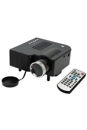 MASTEK Led Mini Projeksiyon Cihazı Ev Sineması Usb+hdmı An-6820 1