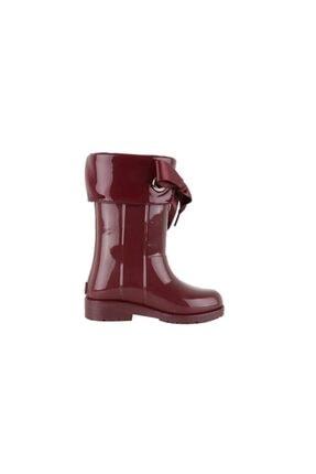 IGOR Kız Çocuk Bordo Yağmur Çizmesi  W10114 0