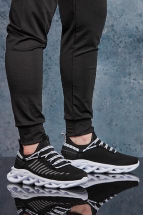 Dark Seer Siyah Beyaz Unisex Sneaker DS.MJ1894 3