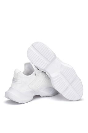 Dark Seer Erkek Beyaz Sneaker 2