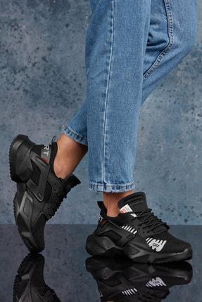 Dark Seer Siyah Unisex Sneaker 4