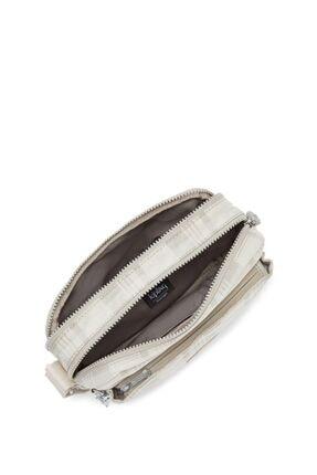 Kipling Kadın Soft Plaid Abanu M Basic Plus Çapraz Askılı Çanta Kı6831 3
