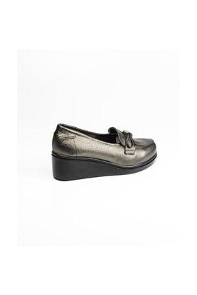 Polaris Gümüş Kadın Günlük Ayakkabı 2