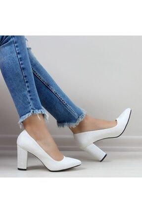 Kadın Sedef Prada Stiletto Ayakkabı PMT47753