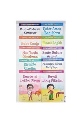 Ema Çocuk Okul Öncesi Anaokulu Hikaye Seti 40 Kitap Büyük Boy /a4 2