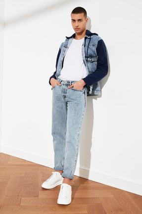 Picture of Açık Mavi Erkek Essential Fit Jeans TMNSS21JE0058