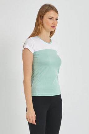 Slazenger Randers I Kadın T-shirt Yeşil St11tk002 2