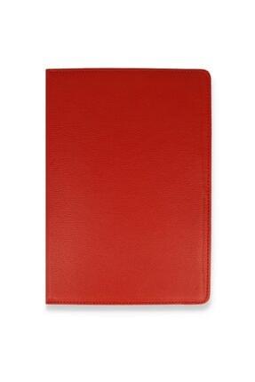 MİR Huawei Matepad Pro Uyumlu Tablet Kırmızı Standlı Dönebilen Kılıf 2