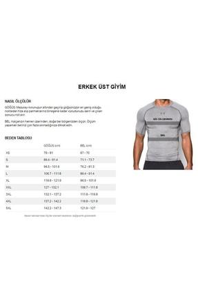 Under Armour Erkek Spor T-Shirt - SPORTSTYLE LEFT CHEST SS - 1326799-408 3