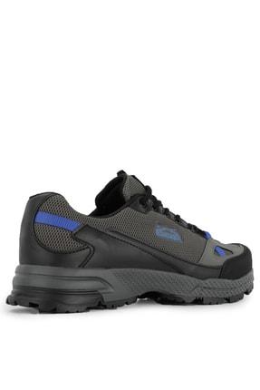 Slazenger Adam I Sneaker Unisex Ayakkabı K.gri Sa11re089 2