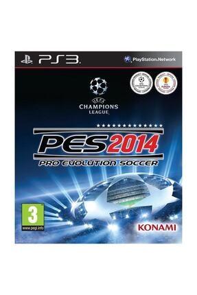 Konami Pes 2014 Ps3 Oyun - Türkçe Menü 0