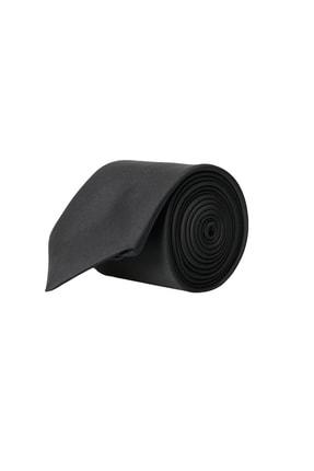 Altınyıldız Classics Erkek Siyah Siyah Nano Kravat 0