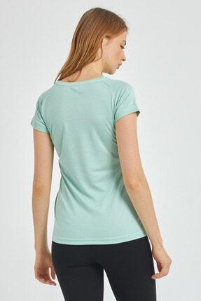 Slazenger Relax Kadın T-shirt Nane St11te050 3