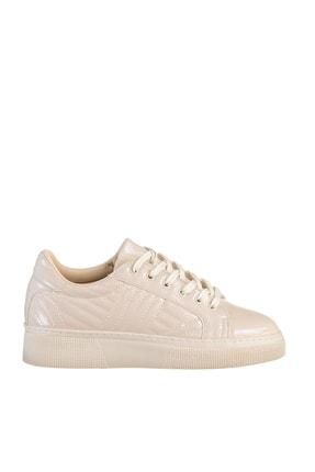 Soho Exclusive Bej Rugan Kadın Sneaker 15734 3