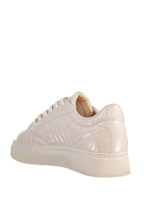 Soho Exclusive Bej Rugan Kadın Sneaker 15734 4