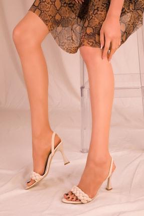 Soho Exclusive Ten Kadın Klasik Topuklu Ayakkabı 15821 2