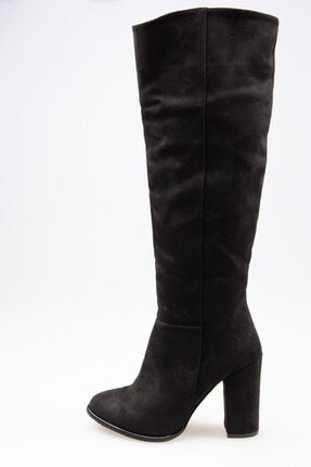 Fox Shoes Siyah Kadın Çizme G922920502 2