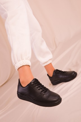 Soho Exclusive Siyah Kadın Sneaker 14361 0