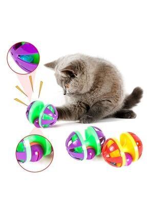 CMT Kedi Oyun Topu Kedi Oyuncağı Çıngıraklı 0