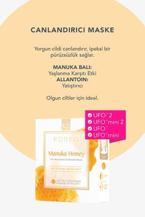 Foreo Ufo™ Manuka Honey Canlandırıcı 6'lı Aktif Maske 1