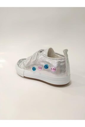 MP M.p 3045pt Simli Cırtlı Kız Çocuk Spor Ayakkabı 2