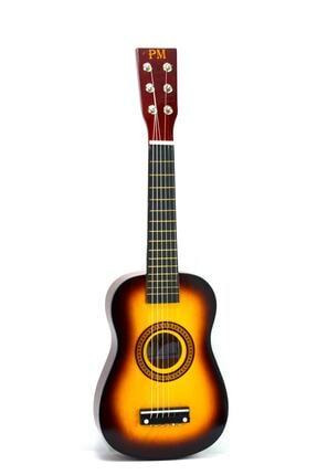 PM Çocuk Gitar 3-4 Yaş Için Kılıf Ve Pena Hediyeli 2