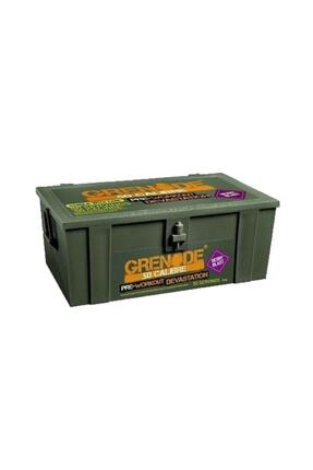 Grenade 50 Calibre Pre-workout 50 Servis Kola Aromalı 0